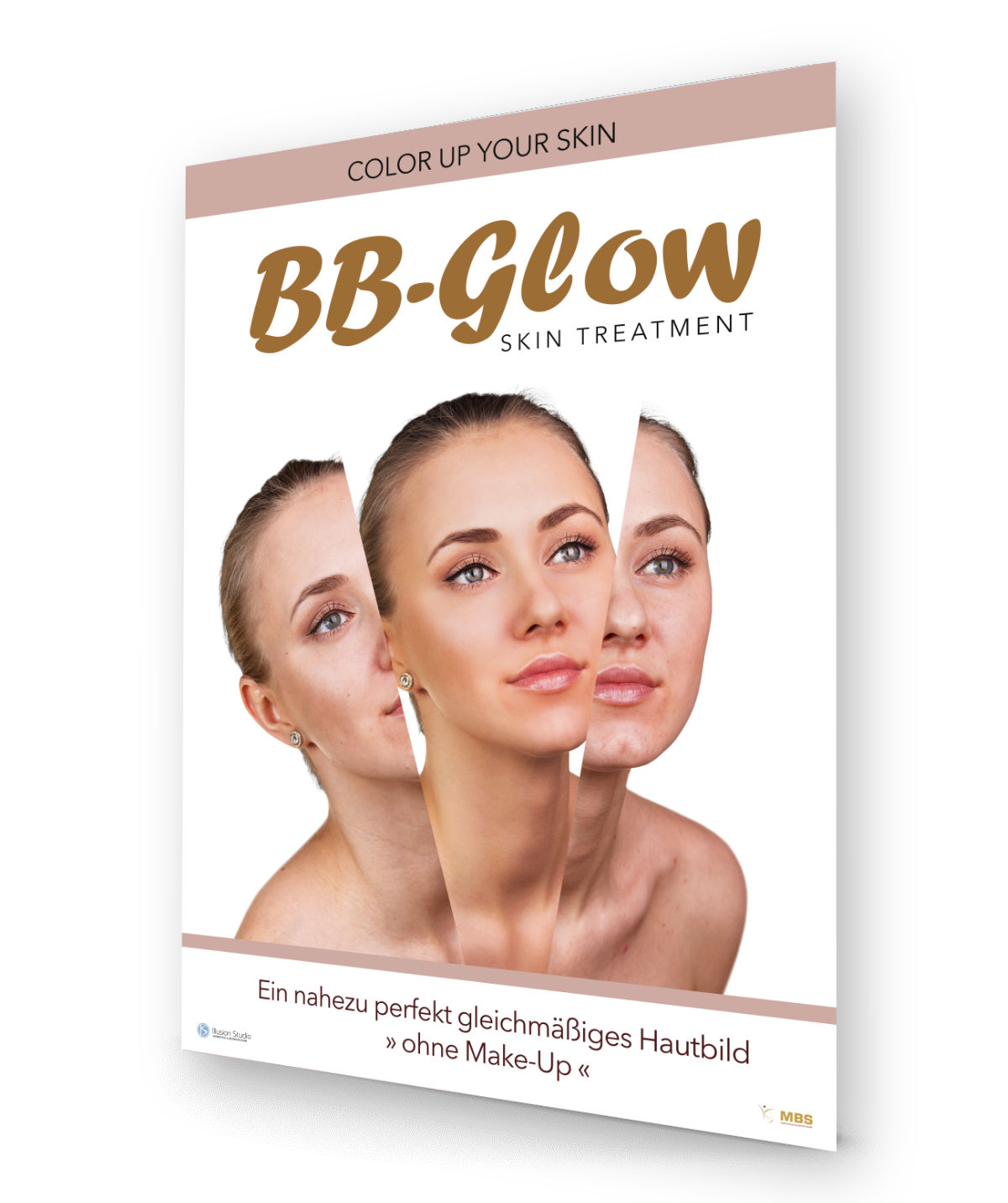 Plakat BB Glow Variante B
