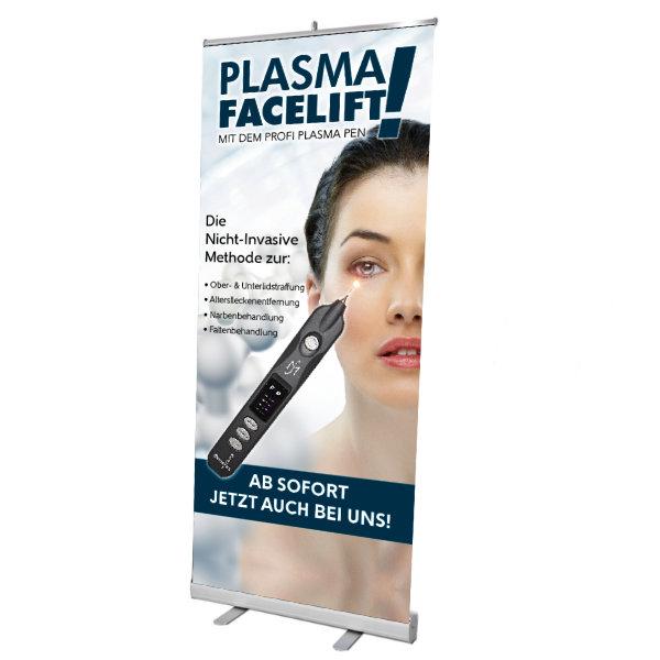 Roll-Up Display Plasma Facelift