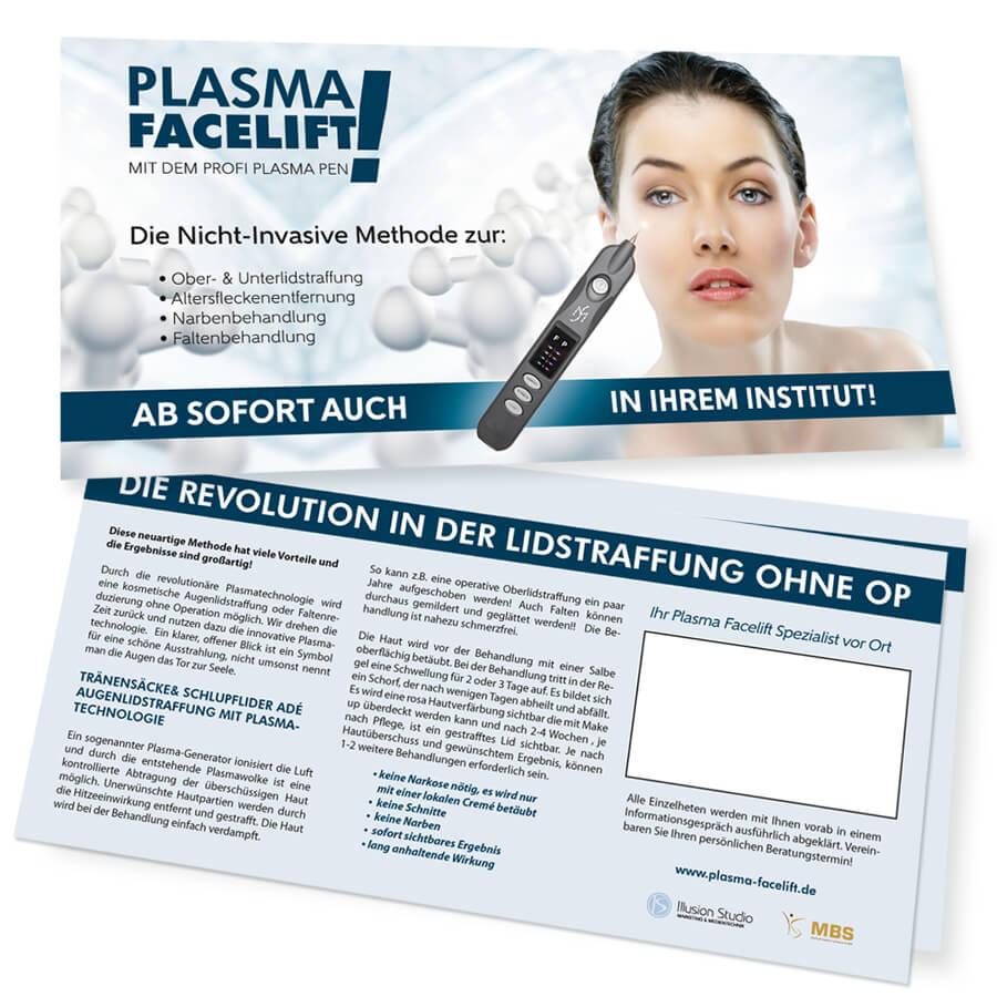 Flyer Plasma Facelift