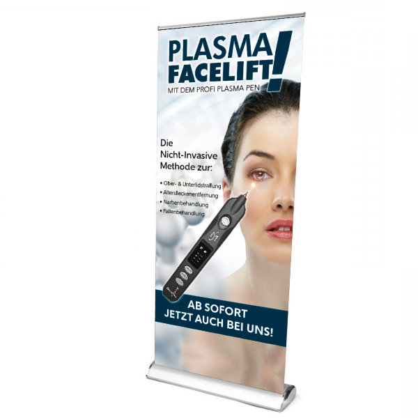 Roll-Up Display Plasma Facelift