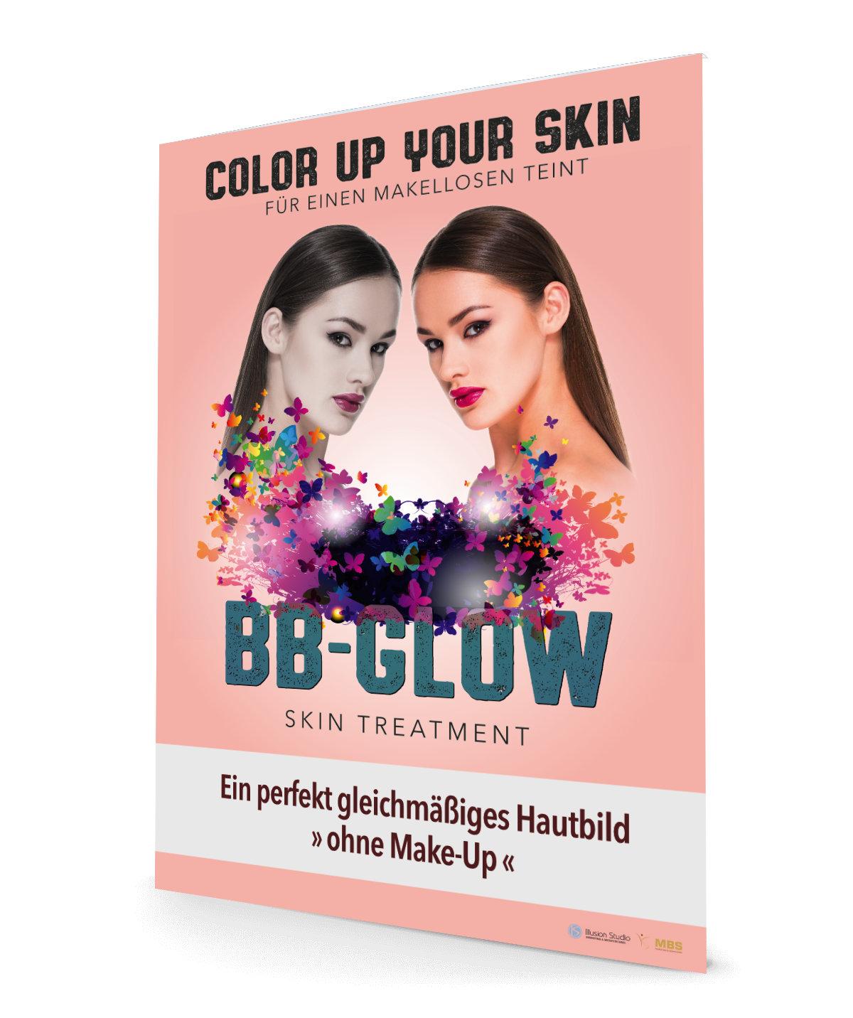 Plakat BB Glow